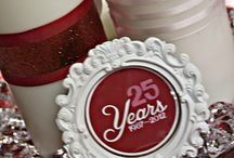 25th Anniversary in 2 years ideas / by Kathryn Rice