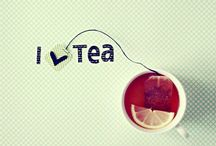 Tea / It's about tea. The hot kind, not that cold stuff. / by Su Wilcox