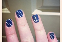 Anchors Away!  / by Annie DelCharco