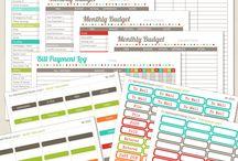 Lets Get Organized! :] / by Desiree Ann