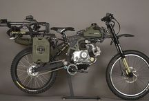 Concept Bike / by Gripich Puddhipattamedhi