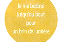 Pour Dominique / by Sylviane Mathey