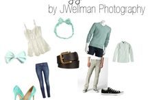 What to Wear / What to wear to your photo shoot! This board contains occasional affiliate links / by Jessica Michael Photography