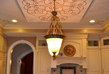 My Own Work / Decorative Paint/Plaster by Michele Molek of Fashionable Finishes / by Michele Molek
