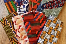 african FABRICS / by Quilt Baby