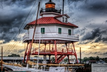 Lighthouses in Maryland / by Maryland