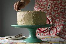 pie vs. cake / by Diana Glennie