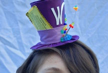 PARTY PLANNER - WILLY WONKA / by Diane