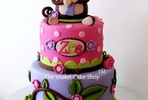 Cakes 4 kids / by Adelaide Ruela