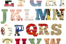 Fonts for Scrapbooking, Crafts & More / by Cindi Bisson