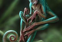 Extraterrestrial / by Aijeleth Shahar Boda