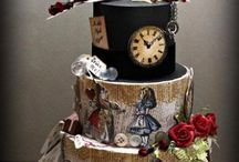 Cake Ideas: / by Tabs Cakery