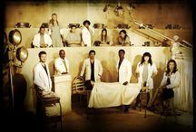 Grey's Anatomy / I'm addicted.... / by EJ