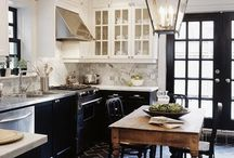 kitchens / by Larissa Maestro
