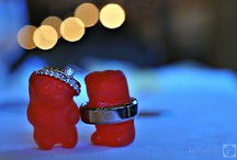 The Wedding Rings Shot / Everyone seems to have a photo of their rings - but they can be brilliantly imaginative! / by Nathan {Artemis Stationery}