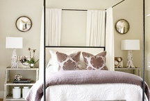 Bedrooms / by Shea McGee Design