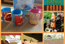 Preschool Summer Theme: Garden / by Erin Grant