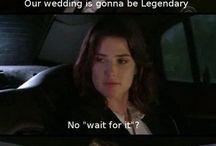 Legend-waitforit-dary / by Michelle Tran