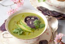 Culinary - Soups and Salads / by Sacha Renner