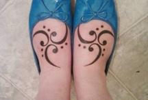 Tattoos / by Marlee Osbron