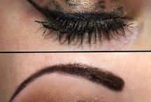 [makeup] / by Julia Peaslee