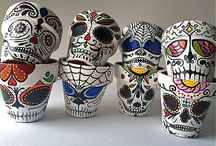 Themes-Day of the Dead / by Leslie Stair