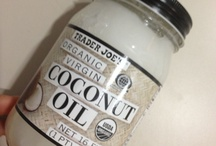 Coconut oil...uses / by Carolyn Bruce