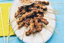 Indonesische/Chineze gerechten / by kiki Rutten