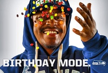 Happy Birthday, Seahawks / by Seattle Seahawks