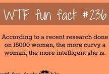 Fun facts? / by Alasha Hunt
