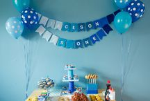 First birthday party  / by Melissa Lindquist