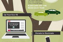 Infografías / Infografías sobre ecología / by Conciencia Eco