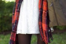 Fall/Winter STYLE / For when there's that chill in the air... / by Kathryn Woodruff