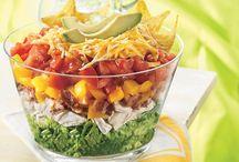 Salads/Dressings/Mayo  / by Vivian Harwell