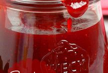 Jams, Jellies, and Sauces, oh my! / by Julia Bernal
