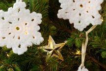 Crochet Ornaments / by Barbara Cabrera