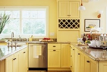 Kitchen Ideas / by Christy George