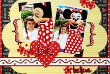 Disney: Scrapbooking / All things scrapping Disney style / by Tina Platter