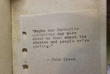 Quotes / by Elizabeth Park