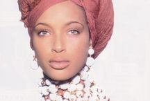 Turban/Headwrap / by Black Fashion