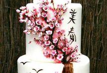 Gumpaste Blossoms / Gumpaste Blossom Sugarflower cake decorations perfect for cake decorating wedding cakes, birthday cakes, and cupcakes. / by CaljavaOnline.com