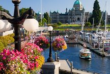 Destination Victoria, BC / This historic seaside capital of BC has Canada's mildest climate, and the golf, gardens, sailing, strolls and pubs to enjoy it. Direct air access Victoria International Airport, as well as ferries, floatplanes and helicopters give delegates a number of choices. From five star hotels to unique off site venues such as museums, castles, and the famous Butchart Gardens. Victoria meetings accommodate (7,200 Hotel Rooms & 73,000 sq ft Convention Center space). / by Max West Global DMC (Canada)