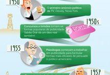 Infographics / by Priscila Miranda