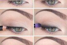 Makeup and hair / by Haley Buchanan