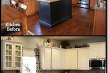 kitchen / by Suzanne Traver-Werner