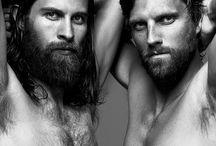 if loving beards is wrong... / by Lisa Massey