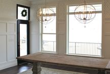 Dining room / by Amber Carpenter