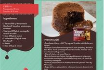 Postres y Helados / Compilación de sitios de Cocina / by Tatiana Ciapara