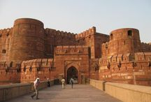The GREAT Indian forts palaces n monuments / by anshul poojari