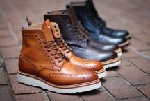 Footwear ~ Gents / by LUX Worldwide